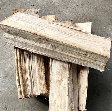 White fir firewood