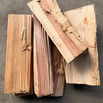 Douglas fir firewood